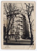 1953 YUGOSLAVIA, SERBIA, BELGRADE TO ISTANBUL, TURKEY, HOTEL EXCELSIOR, USED POSTCARD - Yugoslavia