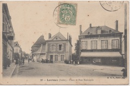 CPA 36- INDRE- LEVROUX - France