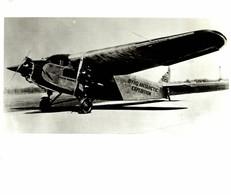 FORD BYRD ANTARCTIC EXPEDITION   ++ 25* 21 CM DE HAVILLAND  AIRCRAFT - Aviación