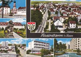 CPM ALLEMAGNE HEUSENSTAMM über Offenbach Multivues - Heusenstamm