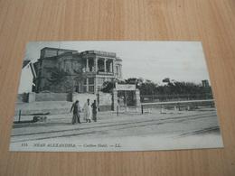 CP08/ EGYPTE ALEXANDRIE LE CARLTON HOTEL / CARTE NEUVE - Alexandrië