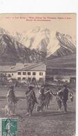 Cpa-04-lans-animée-poste D'hiver Des Chasseurs Alpins-retour De Reconnaissance -edi ?? N°1271 - Autres Communes