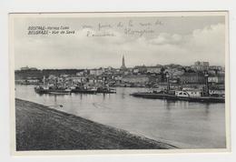 AA587 - BELGRADE - Vue De Sava - Bâteaux - Vue Prise De La Rive De L'ancienne Hongrie - Serbia