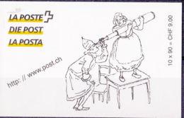 Suisse Carnet C1603 ** - Bandes Dessinées
