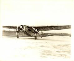 FORD  TRI MOTOR  ++ 25* 20 CM DE HAVILLAND  AIRCRAFT - Aviación