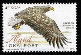 "ALAND/Alandinseln EUROPA 2019 ""National Birds"" 1v** - 2019"