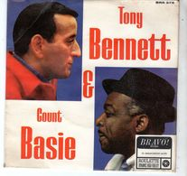 Disque - Tony Bennett & Count Basie - Bravo! Records BRR 378 - 1966 - - Jazz