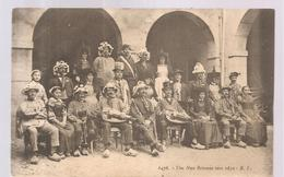 CPA Une Noce Bressane Vers 1830 Ecrite En 1913 - Marriages