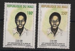 Mali - 1996 - N°Yv. 817 à 818 - Cabral - Neuf Luxe ** / MNH / Postfrisch - Mali (1959-...)