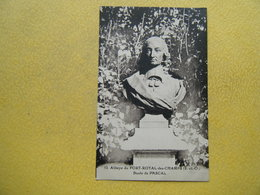MAGNY LES HAMEAUX. L'Abbaye De Port-Royal-des-Champs. Le Buste De Pascal. - Magny-les-Hameaux