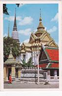 CPM THAILAND Inside Wat Pho, Bangkok BEAU TIMBRE - Thaïlande