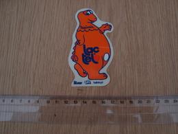 AUTOCOLLANT CASIMIR LACTEL - Stickers