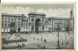 ***    ROME   (  ITALIE  )     FAÇADE DE LA GALERIE VICTOR EMMANUEL II - Roma (Rome)