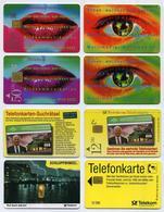 Lot De 39 Télécartes Allemandes Utilisées Différentes. Voir 10 Images. Allemagne Germany Deutschland - Danemark