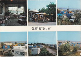"MARIGNANE. Camping-Caravaning ""Le Jaï"" - Marignane"