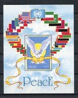 Palau 1991. Yvert Block 9 ** MNH. - Palau