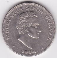 Colombie. 50 Centavos 1964 Simon Bolivar. Cupronickel .KM# 217 - Colombia