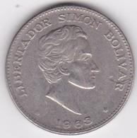 Colombie. 50 Centavos 1963 Simon Bolivar. Cupronickel .KM# 217 - Colombia