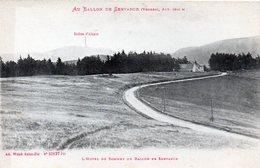 L'hôtel Du Sommet Du Ballon De Servance - France