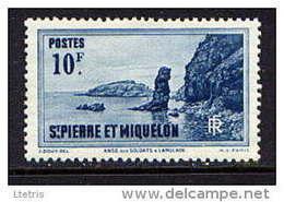 St PIERRE - N° 187** - LANGLADE - St.Pedro Y Miquelon