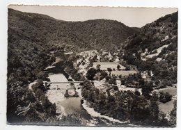 SOURSAC.--SPONTOUR --Vue Générale  Pont-Route  Marcillac-Spontour-Mauriac--Beau Timbre..Jean Racine..........à Saisir - France