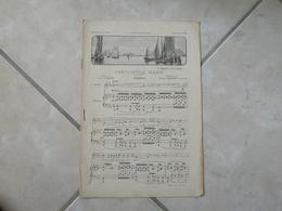 Crépuscule Marin & Bercelonnette -(Musique É. Trémisot & Em. Fanton)- Partition (Piano) - Instruments à Clavier
