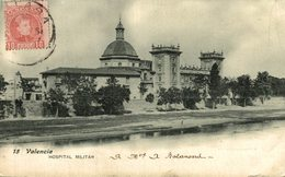 VALENCIA, HOSPITAL MILITAR - Valencia