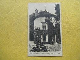 MONTESSON. Le Château. La Tour. - Montesson