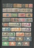 LOT OCEANIE ET OUBANGUI CHARI - Stamps