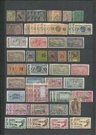 LOT ST PIERRE ET MIQUELON - Stamps