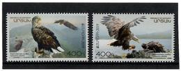 Armenia (Artsakh). 2019  EUROPA CEPT, National Bird,Eagle. 2v:400,400 - Armenia