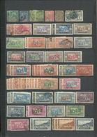 LOT SENEGAL - Stamps