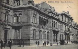 ARGENTINA Argentine - BUENOS AIRES : Casa De Goberno - CPA - Argentinien Argentinië - Argentine