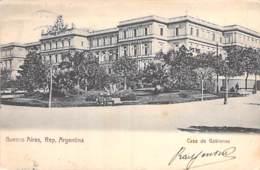 ARGENTINA Argentine - BUENOS AIRES : Casa De Gobierno - CPA  - Argentinien Argentinië - Argentine