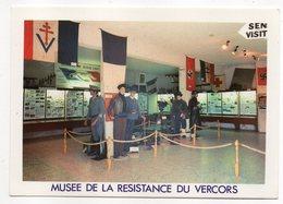 VASSIEUX EN VERCORS  --Multivues --Musée De La Résistance ( Drapeaux,costumes ).........à Saisir - Andere Gemeenten
