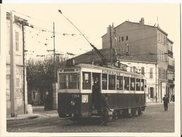 Photo - Beau Format - Tramway à Marseille - Les Olives - Animée - Trains