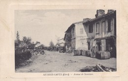 32 - SEYSSES SAVES - AVENUE DE SAMATAN - TONNELIER - France