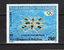 Nlle CALEDONIE  PA N° 286  NEUF SANS CHARNIERE  COTE 7.70€  JEUX OLYMPIQUES  BARCELONE - Poste Aérienne