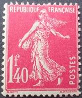 DF50478/537 - 1924 - TYPE SEMEUSE - N°196 NEUF* - France