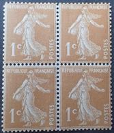 DF50478/538 - 1932 - TYPE SEMEUSE - BLOC N°277B NEUF** - France