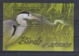 Malawi Michel Cat.No.   Mnh/** Sheet 84 Bird - Malawi (1964-...)