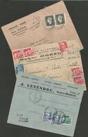 Lot 3 Enveloppes - France