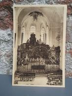 Cpa Abbaye De VALLOIRES La Chapelle. 1933 - Unclassified