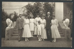 +++ CPA - Famille Royale - Prince Carl De Suède Et Famille - Sverige - Prince Et Princesse Thyra De DANEMARK   // - Familles Royales