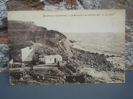 Cpa Environs Du Portel. Le Hameau De NINGLES. 1927 - Le Portel