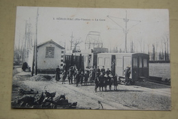 SEREILHAC La Gare - France