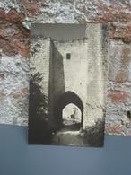 Cpa PICQUIGNY Ruines Du Château - Picquigny