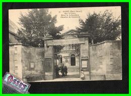 NIORT- Rue St.Gelais - Hôtel De La Rouiliére - Chambre Du Commerce - Niort