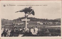 Philippines Philippinen Filipinas De Philippijnen Arend Eagle Grave Martyrs Patria Missionary Mission Missie Van Scheut - Philippines