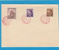 BEFREIUNG VON PRAG/LIBERATION DE PRAGUE/LIBERATION OF PRAGUE 14-V-45. - Czechoslovakia